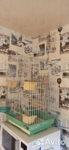 Клетка для птиц Triol