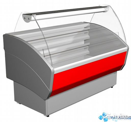 Витрина холодильная G85 SM1,2-1(вхс-1,2 полюс эко)