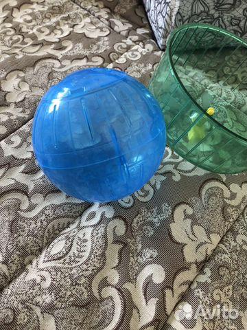Колесо и шарик для грызунов  89224177328 купить 1