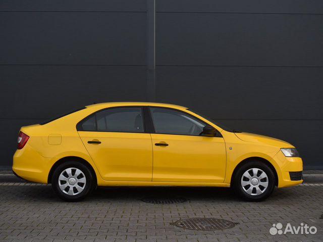 Skoda Rapid, 2014  84012391573 купить 3