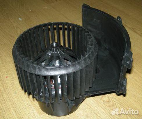 номер вентилятора фольксваген т5