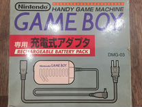 Game Boy battery pack
