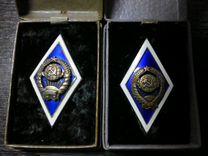 Серебряные ромбы, 11 и 15 республик, одним лотом — Коллекционирование в Саратове