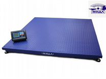 Весы «вп-3000» платформенные до 3т (1250х1250мм)