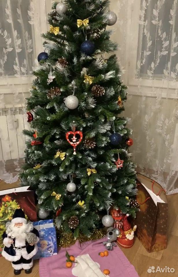 елка искусственная новогодняя  89226550927 купить 3