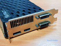 Видеокарта GTX 680 2Gb 256-bit Palit GeForce — Товары для компьютера в Новосибирске
