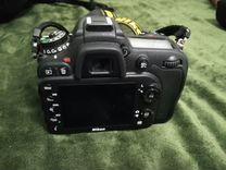 Продаю Nikon d7100 комплект