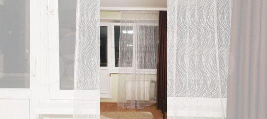 Тюль белый купить в Москве с доставкой | Товары для дома и дачи | Авито