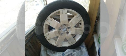 Колеса в сборе форд (фокус,мондео)