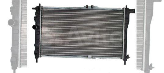 Радиатор охлаждения Daewoo Nexia (Деу Нексия) купить в Краснодарском крае | Запчасти | Авито