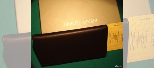 Портмоне Armani Крупное Мужское Италия купить в Москве на Avito —  Объявления на сайте Авито 3753757c5a0