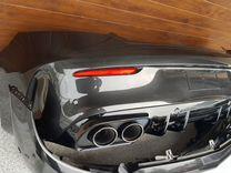 Бампер перед. задн. Mersedes C Klass W205 4.3 AMG