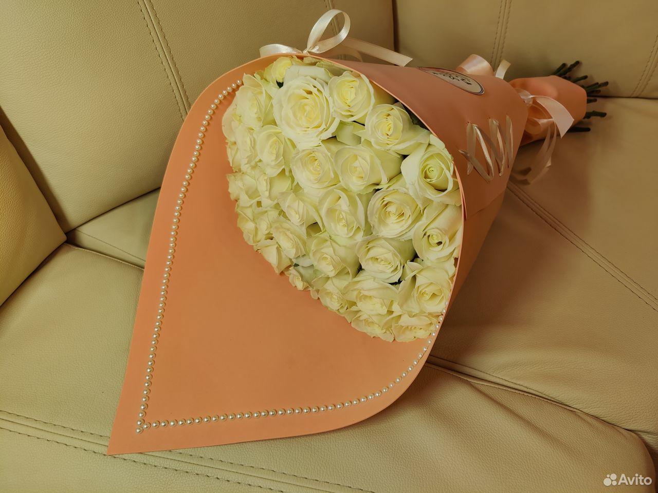 Розы букет Соната  89997501234 купить 4
