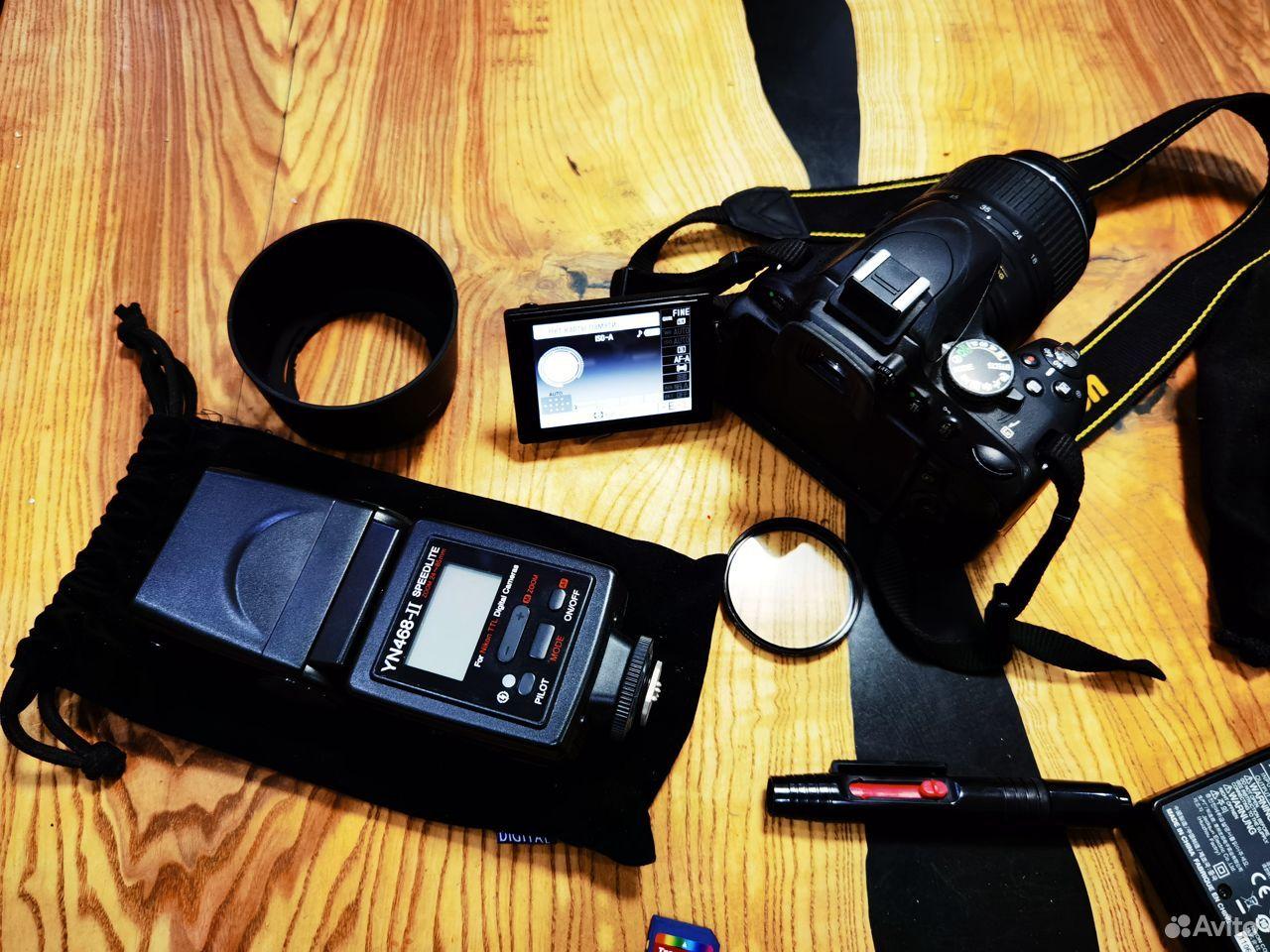 Зеркальный фотоаппарат Nikon D5100 Dauble VR Обмен  89185656006 купить 3
