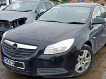 Разбор Opel Insignia A18XER 6MT