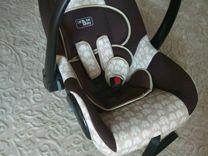 Автомобильное кресло (автолюлька babycare)