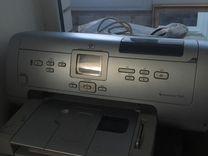 Цветной струйный принтер hp photosmart 7960
