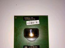 Мобильный процессор Intel Pentium M 740 1.73 GHz