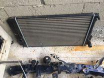Радиатор Toyota Auris 1ZR-FE