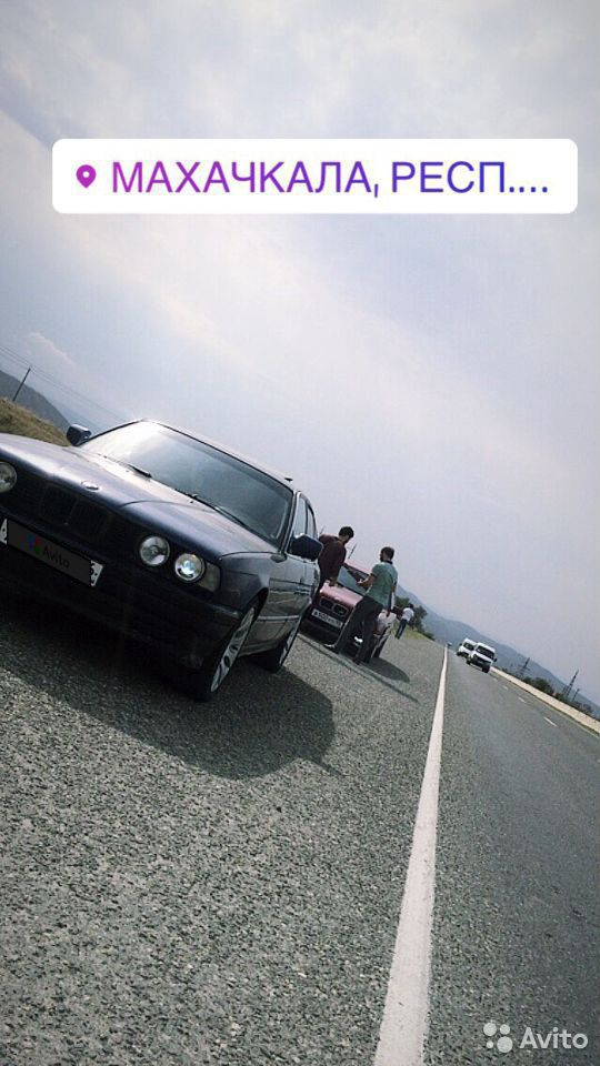 BMW 5 серия, 1989  89960117990 купить 4