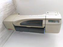 На запчасти принтер А1 формата HP Designjet 500