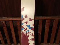 Сноуборд Atom Wild Butterfly