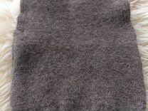 Жилетка, ручная вязка. Из тонкой натуральной шерст