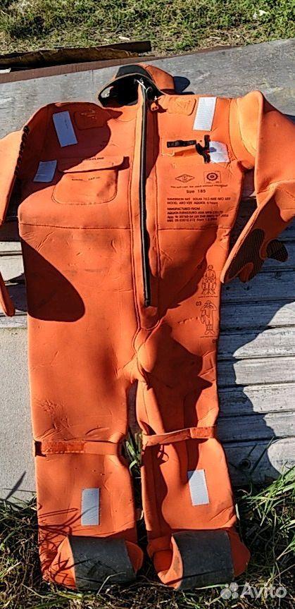 Спасательный термогидрокостюм  89115827953 купить 1