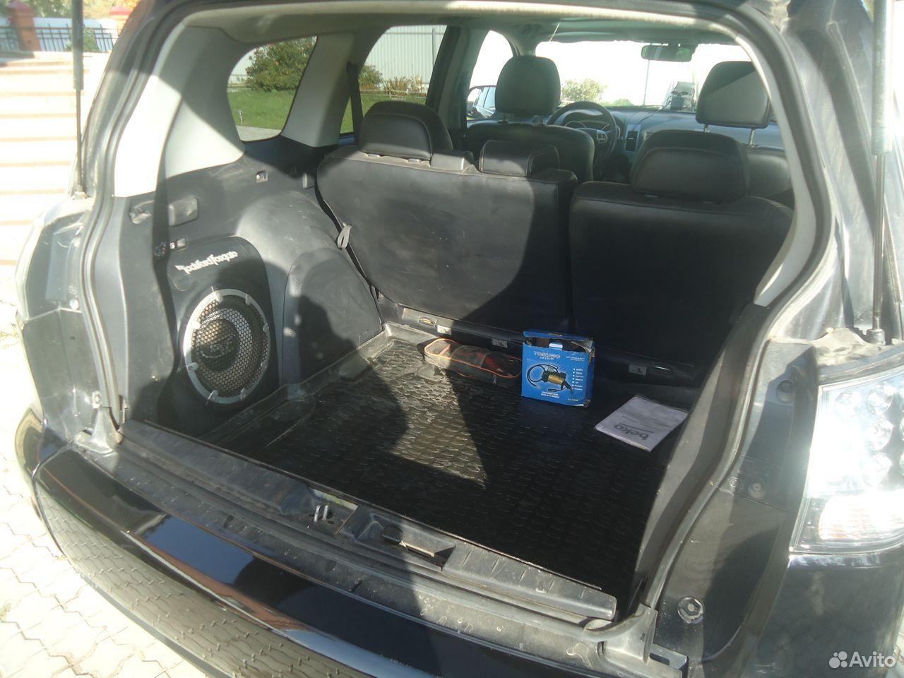 Mitsubishi Outlander, 2008  89613347253 купить 7