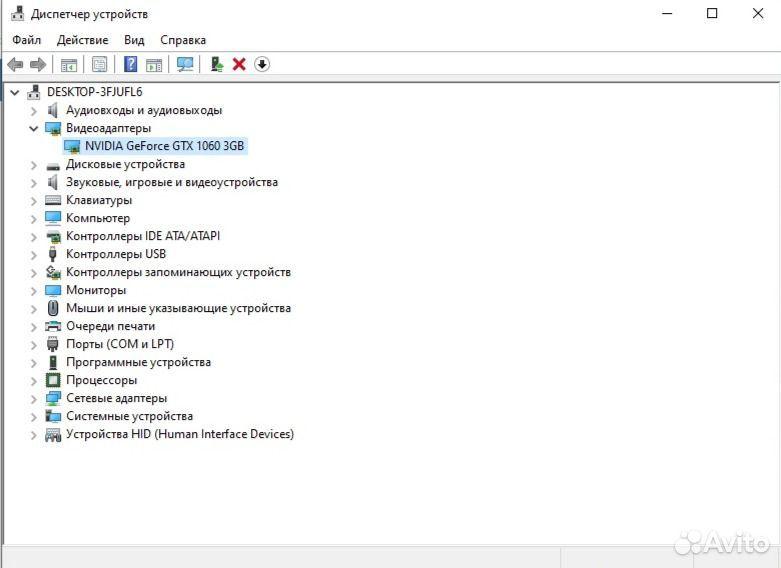 Игровой пк GTX 1060 /Core I5 /8 гб RAM /SSD  89026950895 купить 4