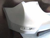 Задний бампер Toyota Corolla E180