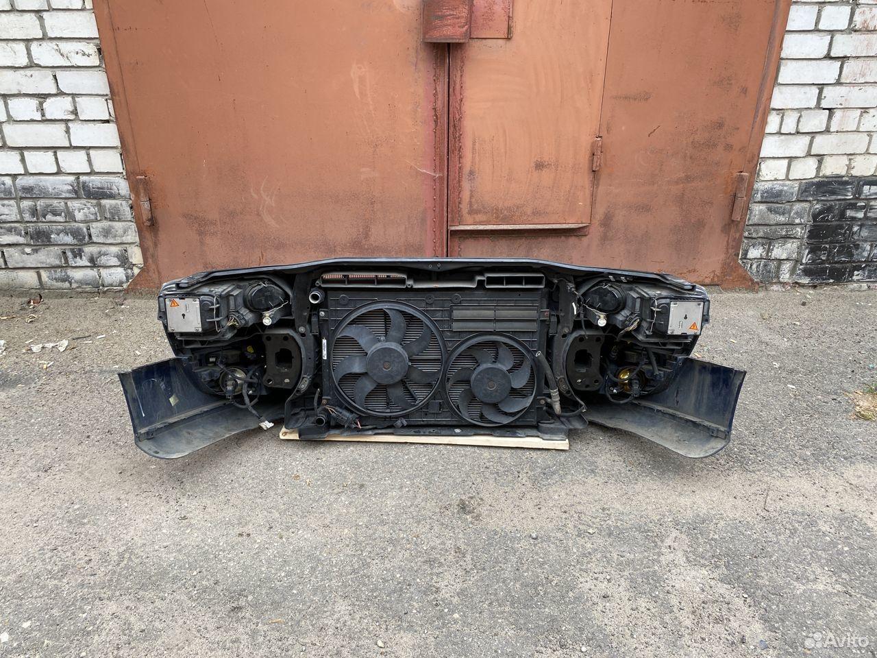 Ноускат синий Volkswagen Passat B6  89534684247 купить 5