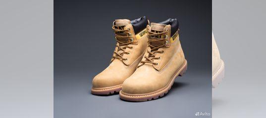 73349b371 Ботинки Caterpillar Colorado купить в Санкт-Петербурге на Avito —  Объявления на сайте Авито