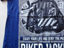 Новая футболка highlander (M)