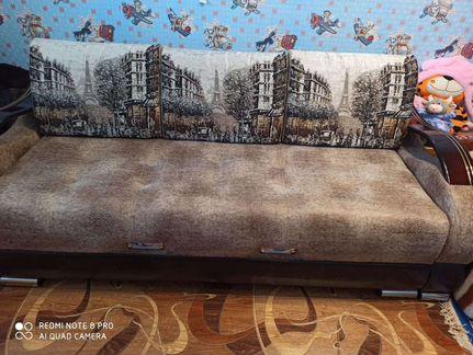 Диван кровать бу - вилт - Объявления в Марксе