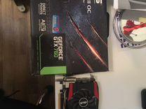 Видеокарта asus GeForce GTX 760