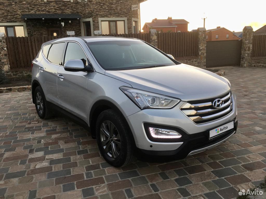 Hyundai Santa Fe, 2014  89584757524 купить 7
