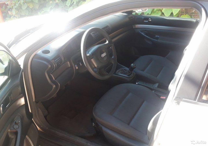 Audi A4, 1998  89187019700 купить 4