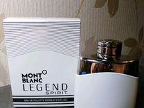 Mont Blank Legend Spirit 100 ml