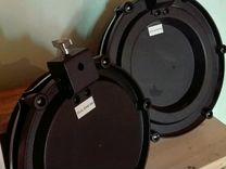 Два пэда Alesis Dual Zone DM 10 pads