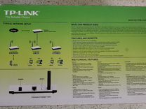 Точка доступа Wi-Fi TP-link TL-WA701ND