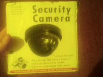 Муляж камеры