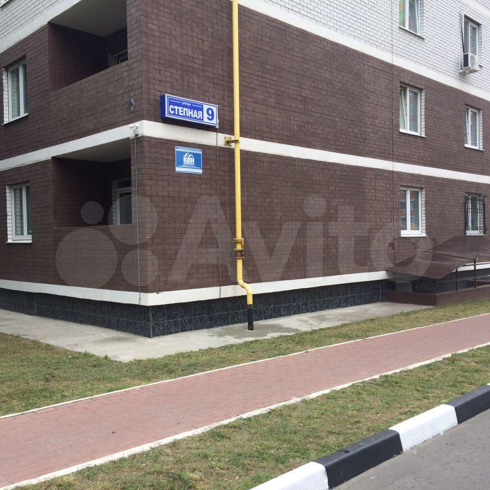 1-room apartment, 39 m2, 1/12 FL.
