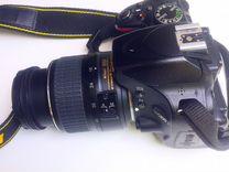 Зеркальный ф-т Nikon D5100+ объектив 18-55VR kit
