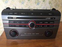 Оригинальная аудиосистема Mazda3 2008г