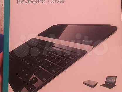 Клавиатура-чехол Logitech ultrathin keyboard cover