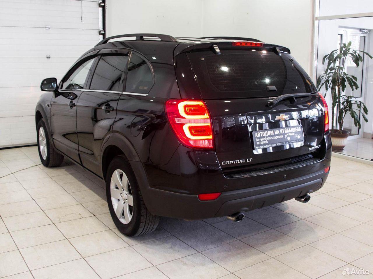 Chevrolet Captiva, 2012  88314107342 купить 4