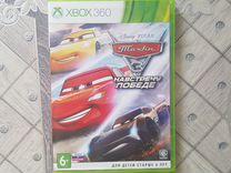 Тачки 3 для Xbox 360