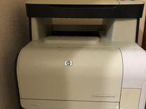 Принтер мфу HP laser jet CM1312 MFP