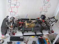 Радиоуправляемая модель FG Competition wtcc 1/5